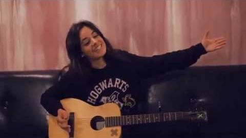 Camila Cabello & Jake Miller - Tenerife Sea (Ed Sheeran Cover)