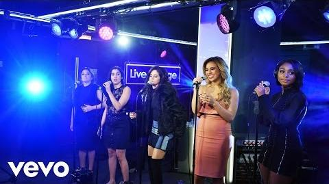 Fifth Harmony - Ex's & Oh's (Elle King cover in the Live Lounge)