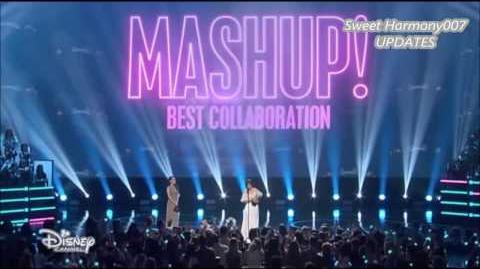 "CAMILA CABELLO - Accepting the Premium of ""Best Collab"" at Radio Disney Music Award RDMA 2017"