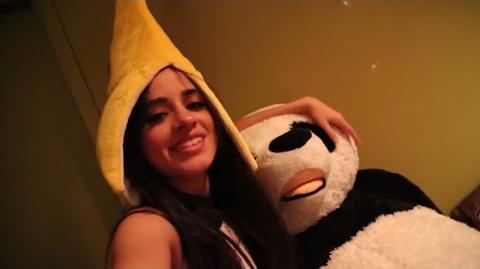 Camila Cabello Banana Obsession