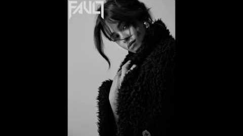 Camila Cabello Fault magazine cover AND SNAPCHAT PICS
