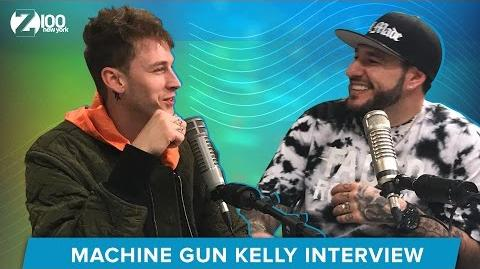 Machine Gun Kelly Reacts To Camila Cabello's First Single Interview