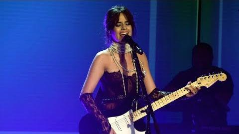 Camila Cabello Performs 'Never Be the Same'