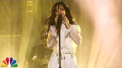 Camila Cabello Crying in the Club