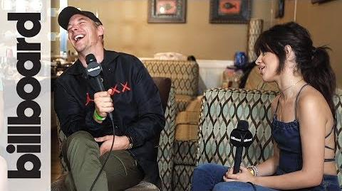 Camila Cabello & Diplo Play How Well Do You Know Your Friend? Billboard Hot 100 Fest