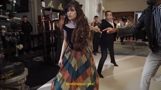 "Camila Cabello - ""My Oh My"" Behind The Scenes Part 3"