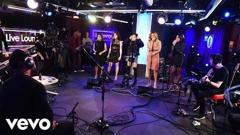 Fifth Harmony - Work From Home in the Live Lounge