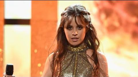 Camila Cabello Crying in the Club Live at (Billboard Music Awards 2017)