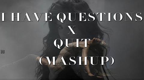 I Have Questions X Quit Camila Cabello X Ariana Grande Mashup!