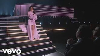 Camila Cabello - First Man (LIVE at the 62nd GRAMMYs)