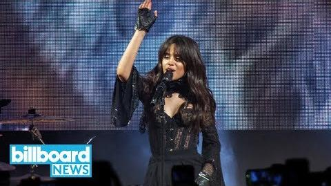 'Never Be The Same' Remix Released by Camila Cabello, Features Kane Brown Billboard News