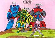 Asgard Defenders