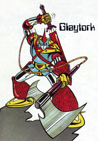 Glaytork 80s