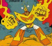 Magma z
