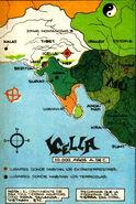 Icella mapa
