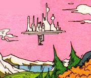 Asgard ciudad