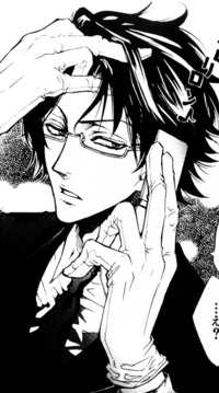 Hirato calls his superiors
