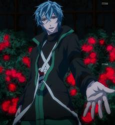 Karoku gives Erishuka his hand