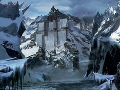 Winter Fortress Wallpaper o5lt8