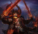 Levistus The Lord of Destruction