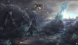 Winter Wasteland by unfor54k3n