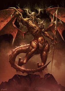 Baal Zebu by GENZOMAN