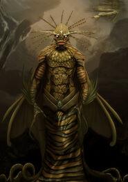 Fish Demon