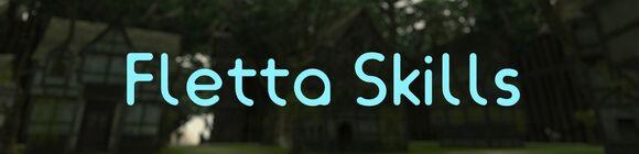 Fletta Skills Full