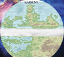 The Disk World Karsunt
