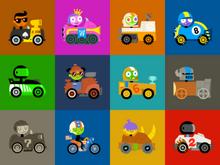 Racers 1x