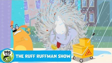 THE RUFF RUFFMAN SHOW Theme Song PBS KIDS