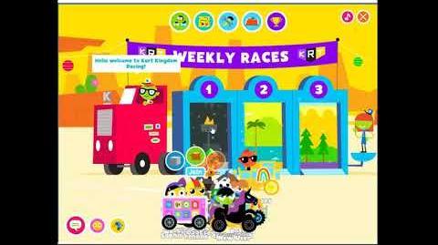 Kart Kingdom Racing