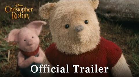 Christopher Robin Official Trailer