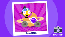 Spotted-isaa395