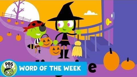 WORD OF THE WEEK Disguise PBS KIDS
