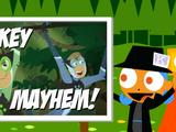 Wild Kratts Monkey Mayhem