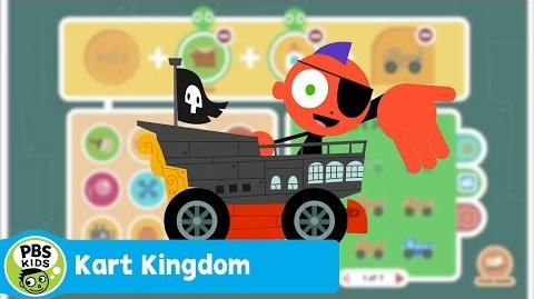 GAME - PLAY KART KINGDOM - PBS KIDS