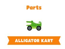 Alligator Kart