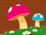Mushrooms (Bug Garden)