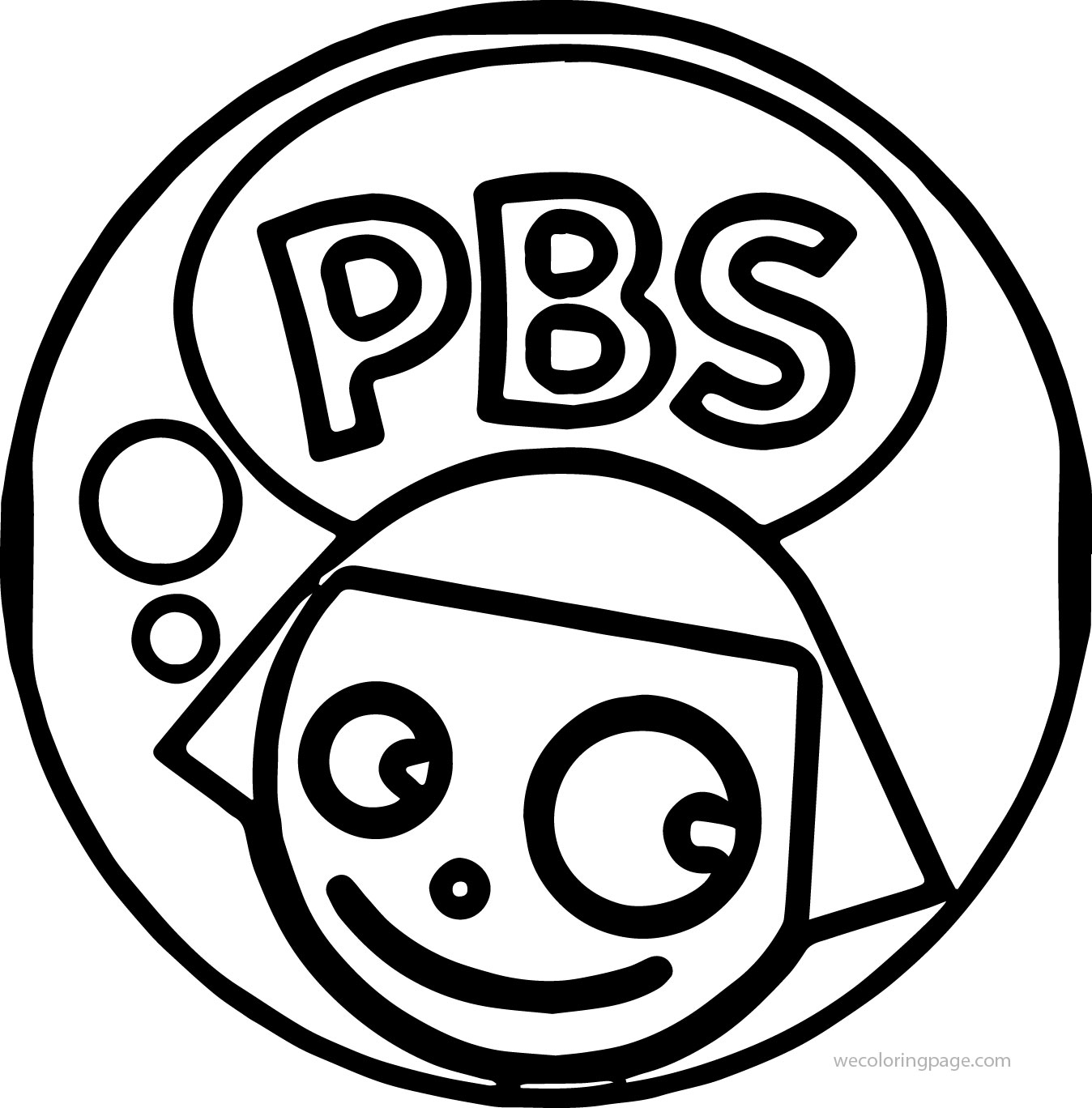 Image - PBS-Kids-Dot-Girl-Circle-Coloring-Page.jpg | Kart Kingdom ...