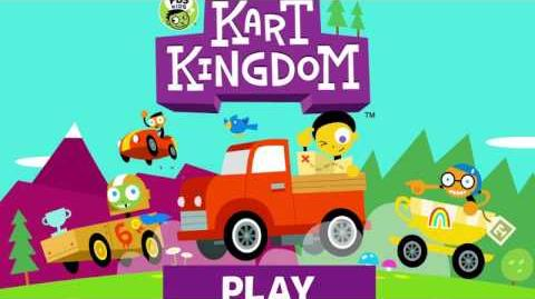 Download the KART KINGDOM App from the Google Play Store!