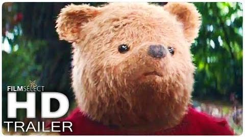 CHRISTOPHER ROBIN Teaser Trailer (Winnie Pooh 2018)
