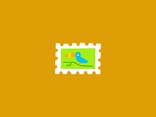 Stamp 1x