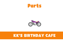 KK Birthday Cafe