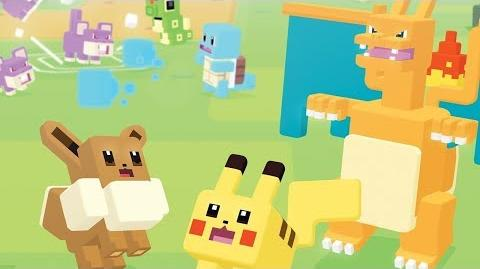 """""""First Steppe"""" - Pokémon Quest Music Extended"""