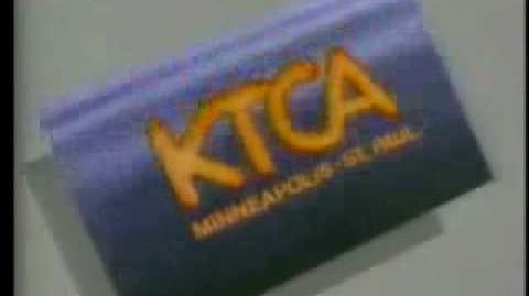 KTCA Logo from Minneapolis-ST. Paul 80's -1991