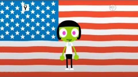 PBS Kids Channel Holiday ID Independence Day (2017)