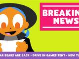 Breaking News! (Blog Post)