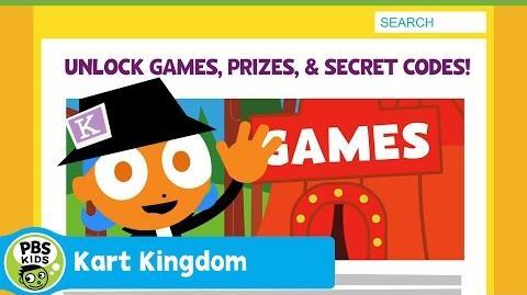 GAME PLAY KART KINGDOM PBS KIDS-0
