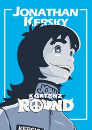 Kartenz Round Jonathan Kersky Poster